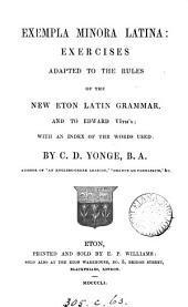 Exempla minora Latina