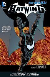 Batwing Vol. 5: Into the Dark