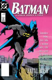 Batman (1940-) #430