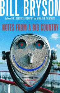 Notes From a Big Country Book