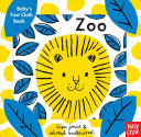 Baby s First Cloth Book  Zoo