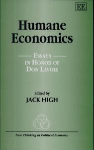 Humane Economics Book