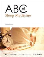 ABC of Sleep Medicine PDF