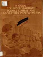 A Guide to Undergraduate Science Course and Laboratory Improvements PDF
