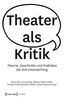Theater als Kritik PDF