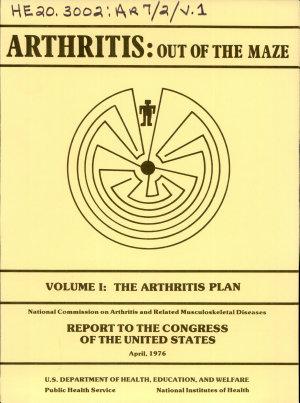 Arthritis   Out of the Maze  The arthritis plan
