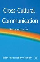Cross Cultural Communication PDF