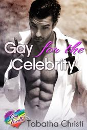 Gay For The Celebrity (Gay Romantic Fiction): Gay Romance Novella