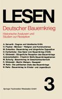 Deutscher Bauernkrieg PDF