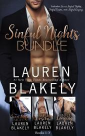 Sinful Nights Bundle - Books 1-3
