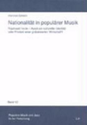 Nationalitat In Popularer Musik