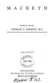 Macbeth, ed. by C.E. Moberly