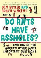 Do Ants Have Assholes  PDF
