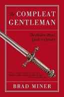 The Compleat Gentleman Book PDF