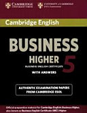 Cambridge BEC Higher 5  Student s Book with Answers PDF