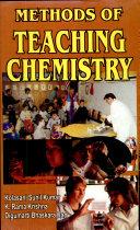 Methods Of Teaching Chemistry