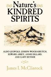 Nature s Kindred Spirits PDF