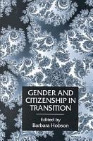 Gender and Citizenship in Transition PDF