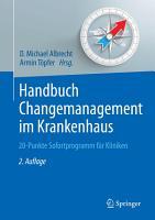 Handbuch Changemanagement im Krankenhaus PDF