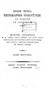 Gihan numa: geographia orientalis, Volume 2
