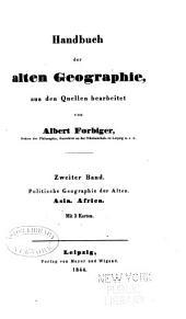 Handbuch Der Alten Geographie: Band 2