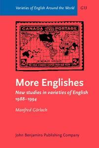 More Englishes PDF