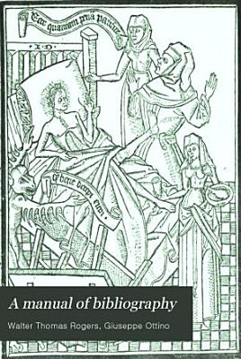 A Manual of Bibliography PDF
