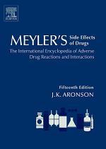 Meyler's Side Effects of Drugs 15E