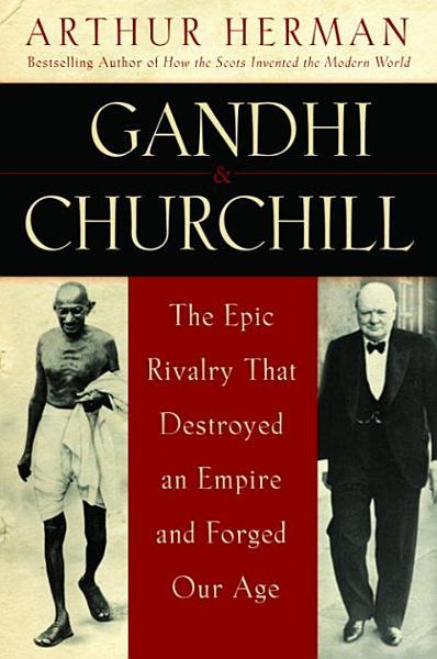 Download Gandhi   Churchill Book