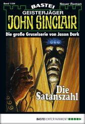 John Sinclair - Folge 1184: Die Satanszahl
