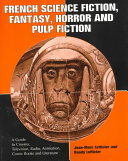 French Science Fiction  Fantasy  Horror and Pulp Fiction Book