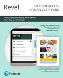 Revel for Human Sexuality Today Access Card