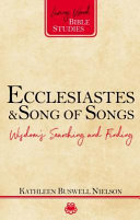 Ecclesiastes And Song Of Songs Book PDF