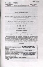 Legal Workforce Act PDF