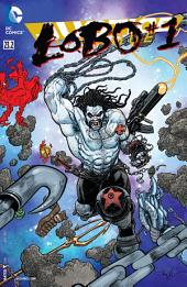 Justice League feat Lobo (2013-) #23.2