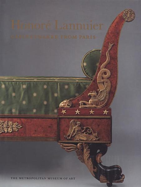 Download Honor   Lannuier  Cabinet Maker from Paris Book