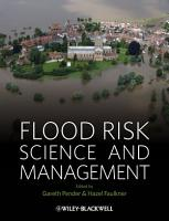 Flood Risk Science and Management PDF