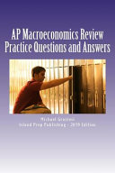 Ap Macroeconomics Review Book