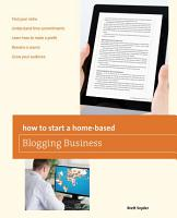 How to Start a Home based Blogging Business PDF