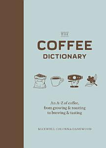 The Coffee Dictionary Book