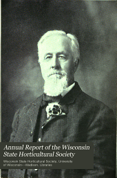 Annual Report of the Wisconsin State Horticultural Society: Volume 40, Issue 2