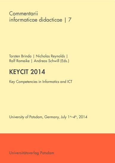 KEYCIT 2014 PDF
