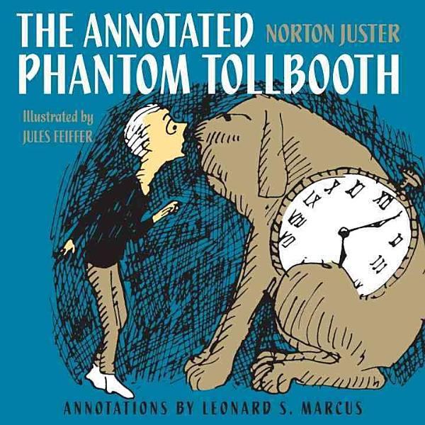 Download The Annotated Phantom Tollbooth Book