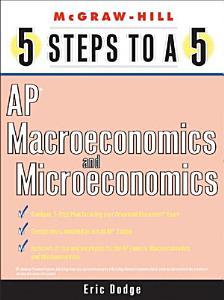 5 Steps to a 5 AP Microeconomics and Macroeconomics Book