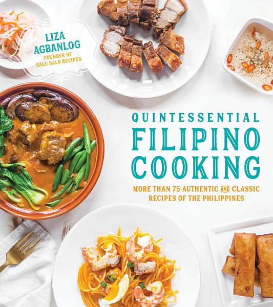Download Quintessential Filipino Cooking Book