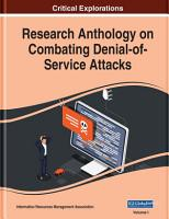 Research Anthology on Combating Denial of Service Attacks PDF