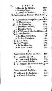 Géographie historique, ecclesiastique et civile ou Description de toutes les parties du globe terrestre, enrichie de cartes géographiques: Volume7