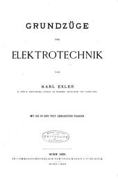 Grundzüge der Elektrotechnik