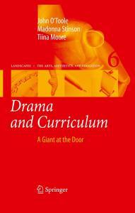 Drama and Curriculum Book