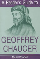 A Reader s Guide to Geoffrey Chaucer PDF